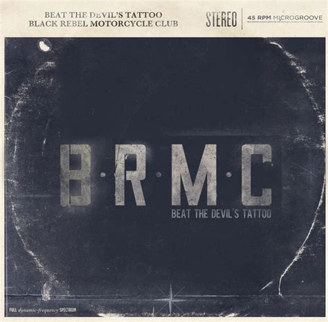 black rebel motorcycle club beat the s
