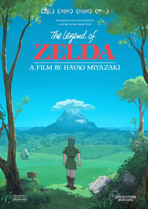 studio ghibli movies the legend of zelda what if studio ghibli made it a movie