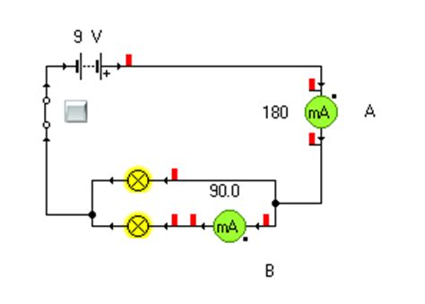 parallel circuits model current in series and parallel circuits activity