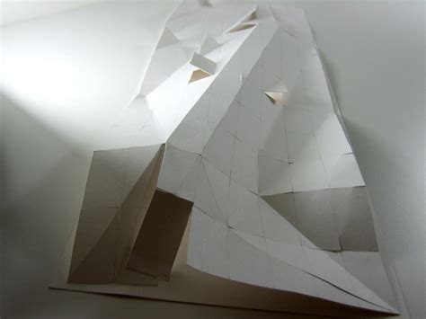 Architectural Paper Folding - 1000 images about paper models on