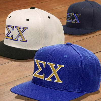 Chi Embroidery Cap sigma chi embroidery items something