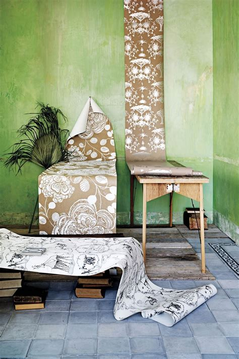 funky wallpaper home decor 90 best images about anthropologie free people on