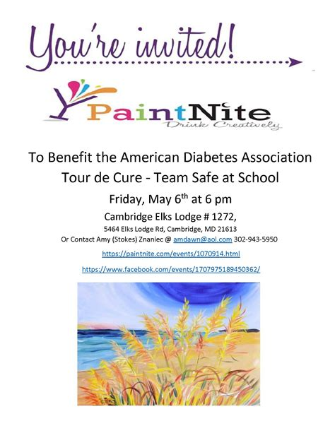 muse paint bar april promo code paint nite promo code fundraiser flyer representation