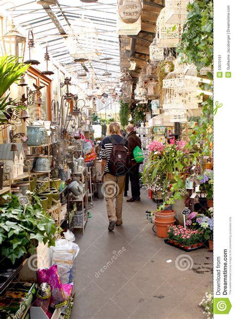 flower shop in paris paris france they display all florist shop paris editorial photo image of display