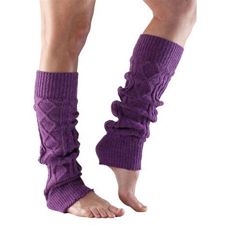 leg warmers toesox knee high leg warmers
