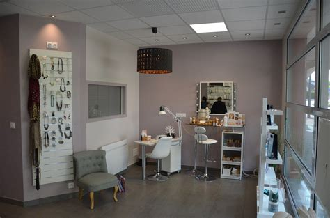 Decoration Salon Onglerie by Deco Institut De Beaut 233