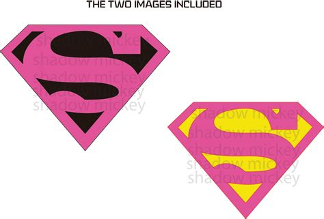 supergirl logo template www imgkid com the image kid