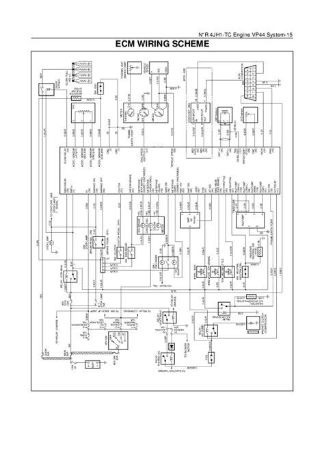 isuzu d max wiring diagram pdf isuzu automotive wiring