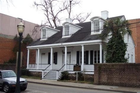 County House Plans Mobile Alabama Bishop Portier House Photo Picture Image
