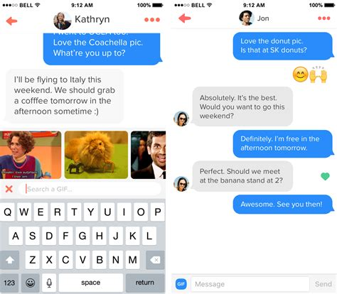How To Search For On Tinder Say More With Tinder S New Messaging Features