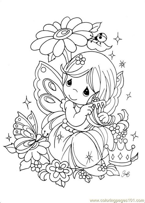 coloring pages precious moments printable coloring pages 024 cartoons gt precious moments free