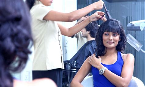 haircut deals in thane thane w full body massages more at wow spa and salon