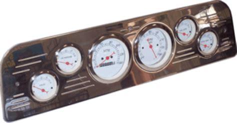 transmission control 1964 ford mustang instrument cluster 1964 1966 gmc truck billet dash panel egaugesplus