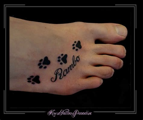 tattoo letters voet voet kim s tattoo paradise