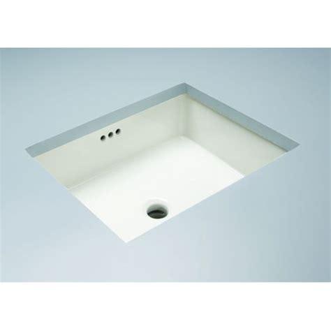 mirabelle sinks mirabelle miru1713 17 1 8 quot porcelain undermount bathroom sink with overflow ebay