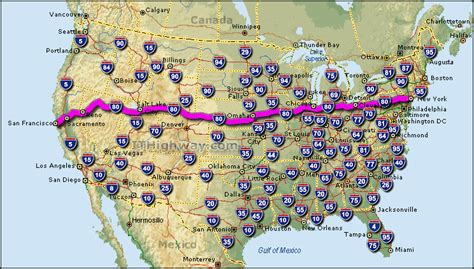 map usa highway 80 i 80 interstate 80 road maps traffic news
