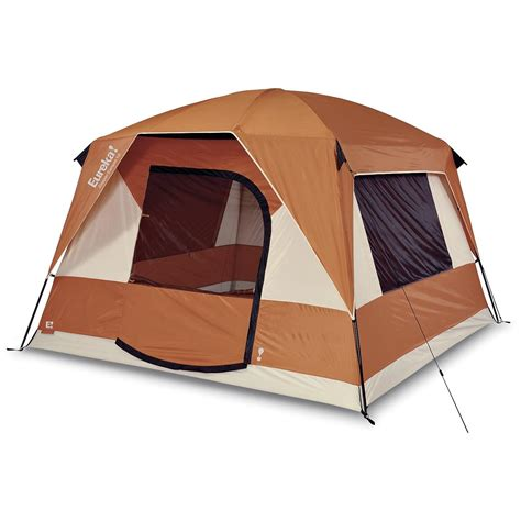 cabin tents eureka 174 copper canyon 10x10 cabin tent 118407
