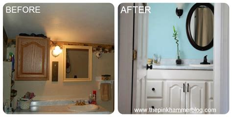 diy bathroom makeover on a budget serene bathroom makeover diy on a budget endless acres