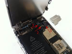 iphone 5 disassembly screen replacement and repair