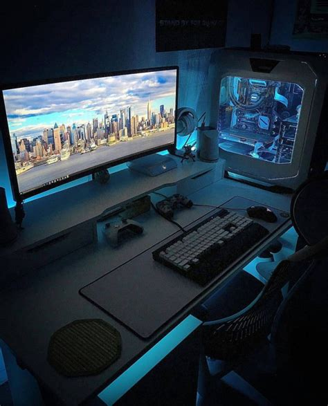best pc setup 25 best ideas about computer gaming room on pinterest