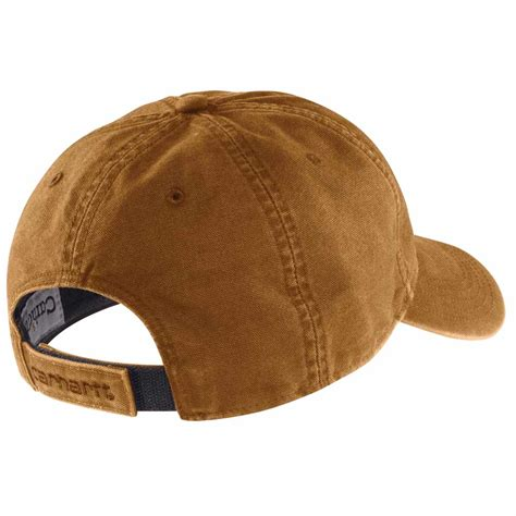 carhartt odessa baseball cap