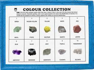 is color a physical property manufacturers of minerals colour collection physical