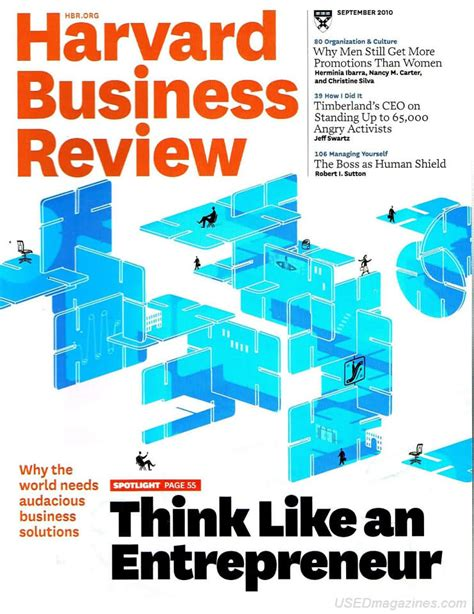 Harvard Mba Iq by Backissues Harvard Business Review September 2010