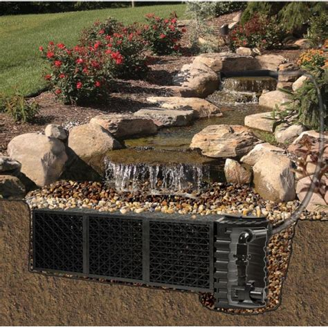 Backyard Pond Kit 21 Best Images About Ideas For Hill Slope On Pinterest