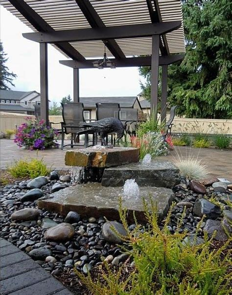 backyards inc 66 best water features images on pinterest outdoor