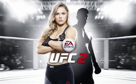 ufc wallpaper iphone hd ea sports ufc 2 wallpapers hd wallpapers id 16395