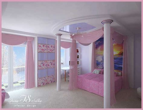 gorgeous girls bedrooms beautiful room for girl by irina silka interior design ideas