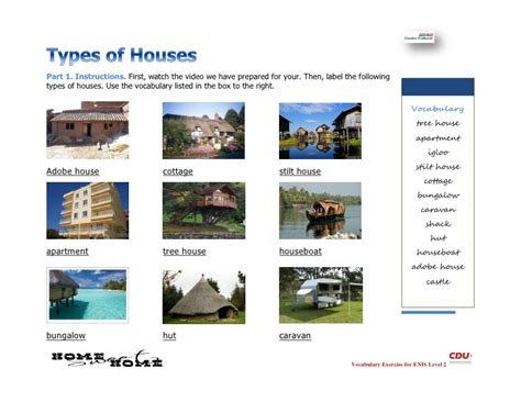 types of houses types of homes answers