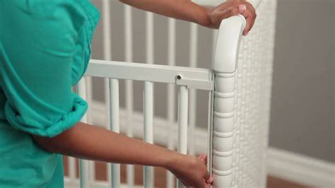 How To Fix A Drop Side Crib by Recall Quot S Quot Model Immobilizer Kit For Lift Push