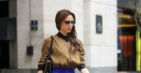 Posh Spice Is No Style Icon by Style Icon Series Beckham
