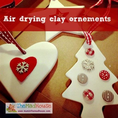 homemade christmas ornaments kids    joy filled