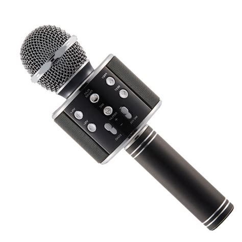 Speaker Mic Bluetooth Fleco Ws 1816 Speakar Mic Bluetooth Wster wireless bluetooth ws 858 microphone mic recording