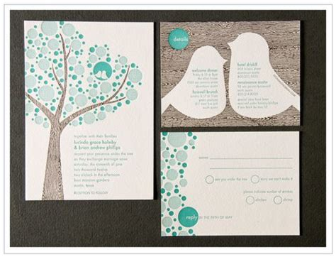 bird wedding invitations nz letterpress lovebird wedding invitations
