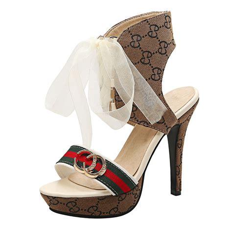 Lace Pattern Heels | women s lace up stiletto heels pattern sandals novashe com