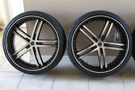24 inch tires 24 inch rims and tires