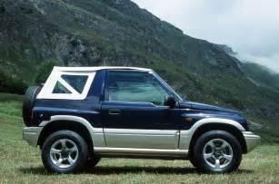 Suzuki Vitara Images Diaporama Suzuki Vitara 224 Retrouver Sur Caradisiac
