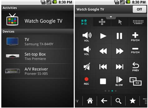 logitech app logitech harmony remote app for android out now revue only