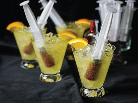 cocktails ideas spirits bloody orange cocktail hgtv