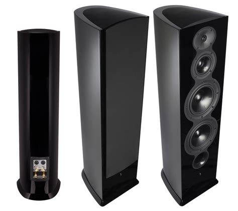 revel f208 floor standing speakers review