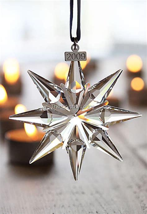 swarovski swarovski 2009 christmas ornament 983702