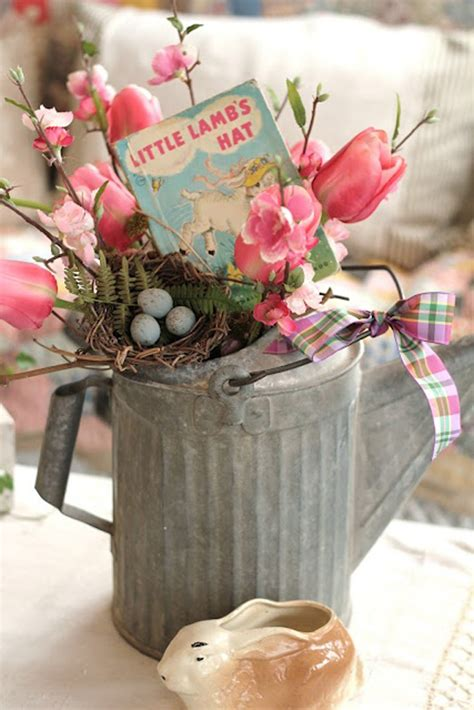 flowers for home decor flower easter decor ideas