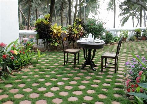Garden Terrace Ideas Terrace Garden Decoration Ideas