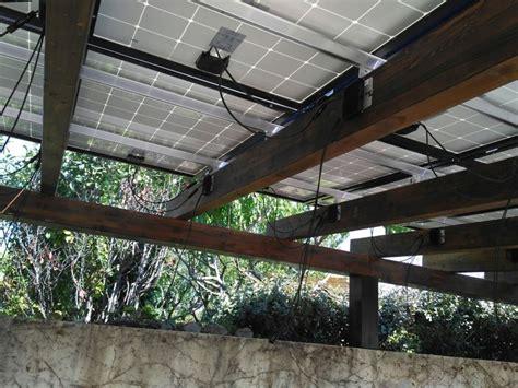 tettoia fotovoltaica tettoia fotovoltaica la vera storia brutto albicocco