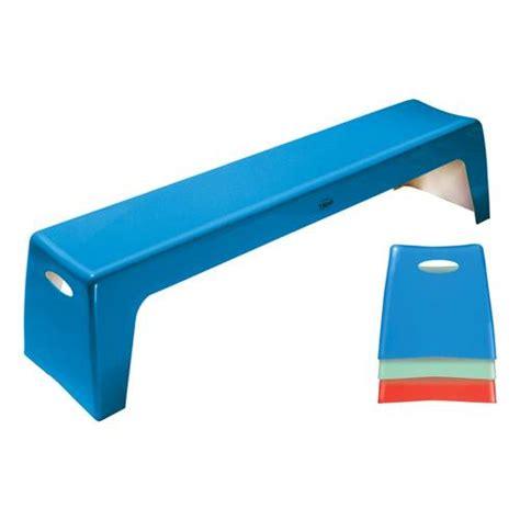 fiberglass benches fiberglass stackable benches bsn sports