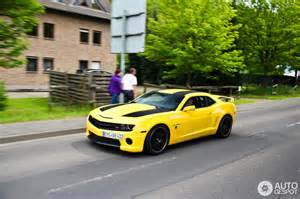chevrolet camaro ss transformers edition 2012 20 mai