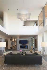 Modern Living Room High Ceiling D S Furniture
